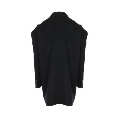 shoulder point one button jacket